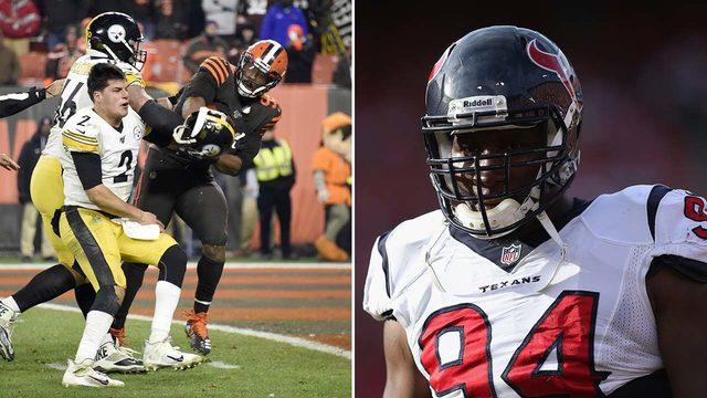 Myles Garrett helmet incident a stark reminder: Houston Texans' player…