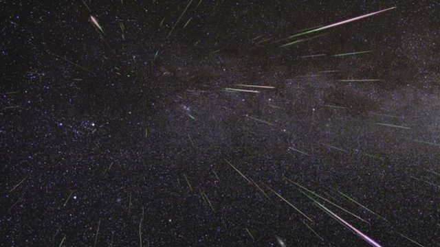 Meteor shower could produce up to 400 meteors per hour on Nov. 21