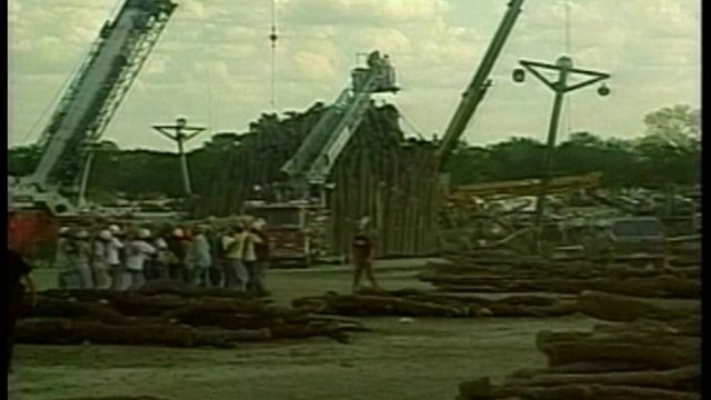 Powerful videos, memories and moments 20 years after tragic bonfire collapse
