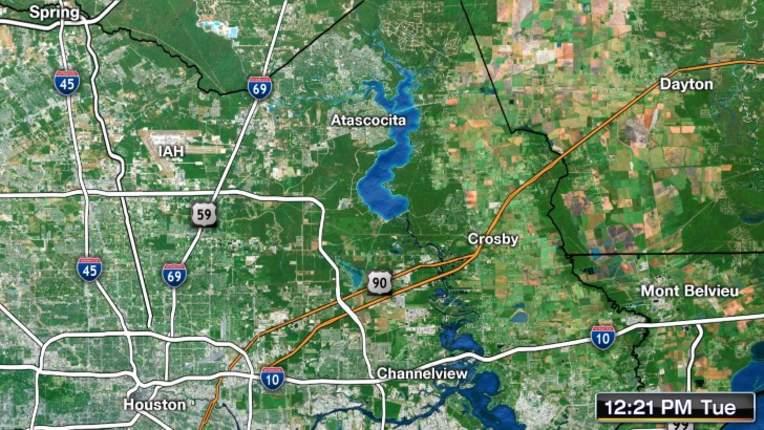 Houston Radar Map Houston Texas Weather Forecast And Radar Houston - Intellicast dayton radar